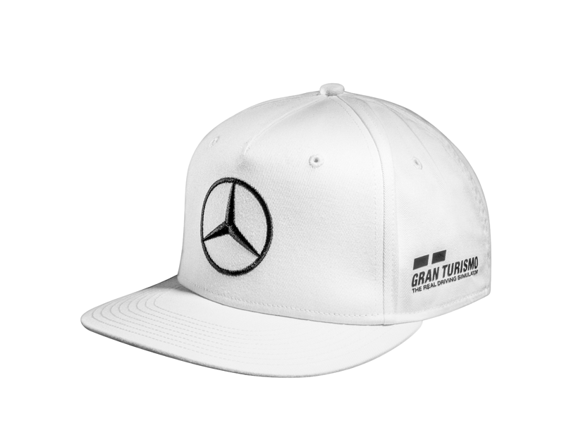 Sapca cozoroc drept, Hamilton, AMG Petronas