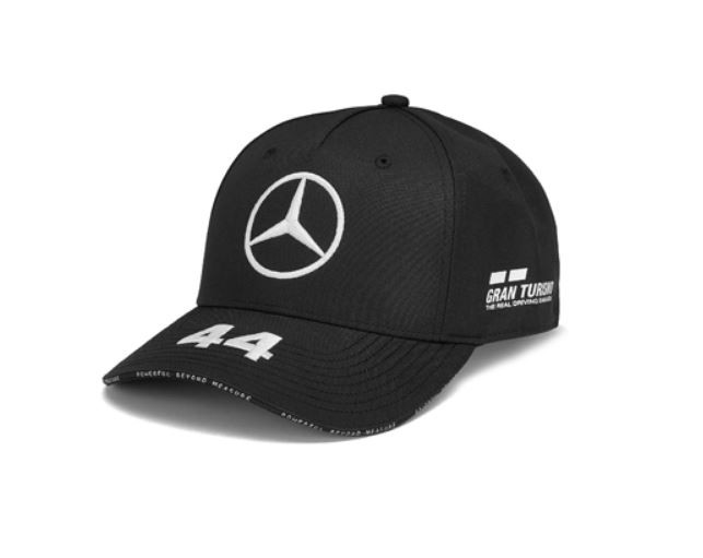 "Sapca neagra ""HAMILTON"" GT AMG Petronas - OE Mercedes"