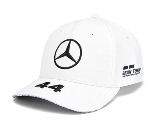 "Sapca alba ""HAMILTON"" GT AMG Petronas - OE Mercedes"