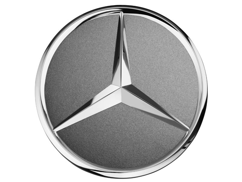"Capac janta aliaj: raised star, ""Himalaya"", grey"