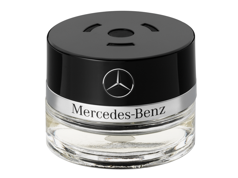 Flacon atomizor parfum torpedou, Pacific Mood, OE Mercedes