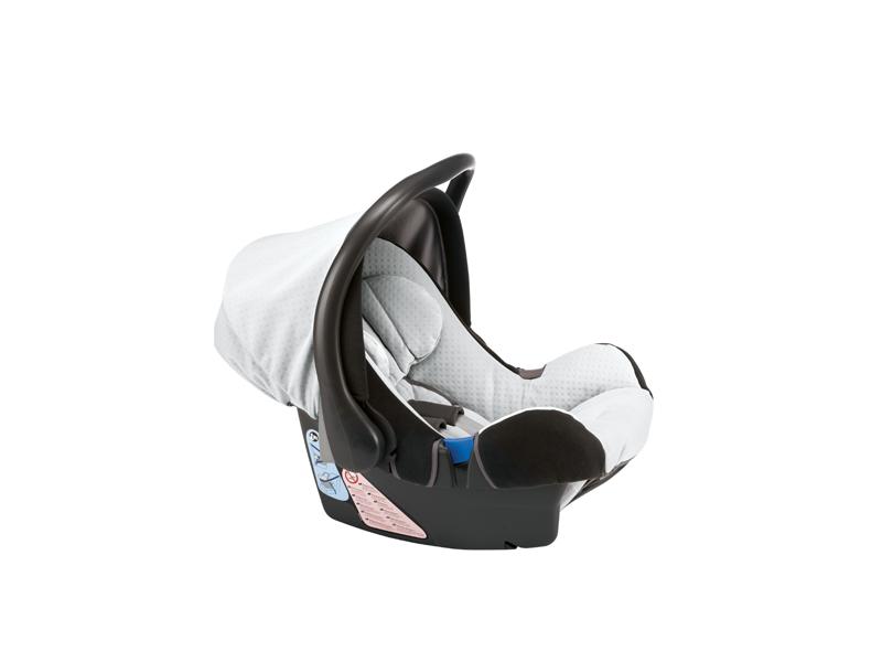Scaun pentru copii BABY-SAFE plus, cu recunoaștere automată a scaunului pentru copii, ECE