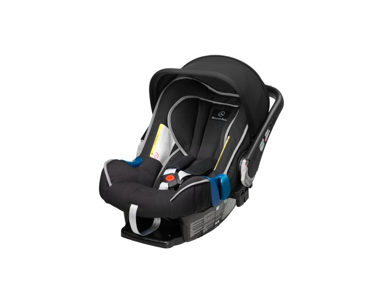 Scaun pentru copii BABY-SAFE plus II, cu recunoaștere automată a scaunului pentru copii, ECE + Chi