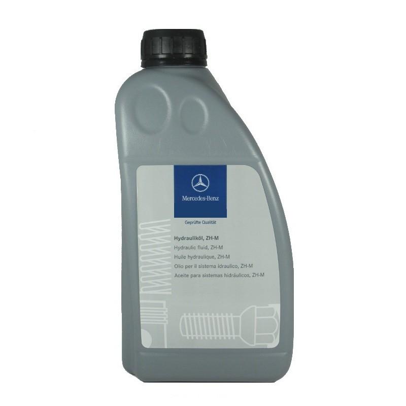 Ulei servodirectie galben - 1L (MB 343.0 ) - Original Mercedes