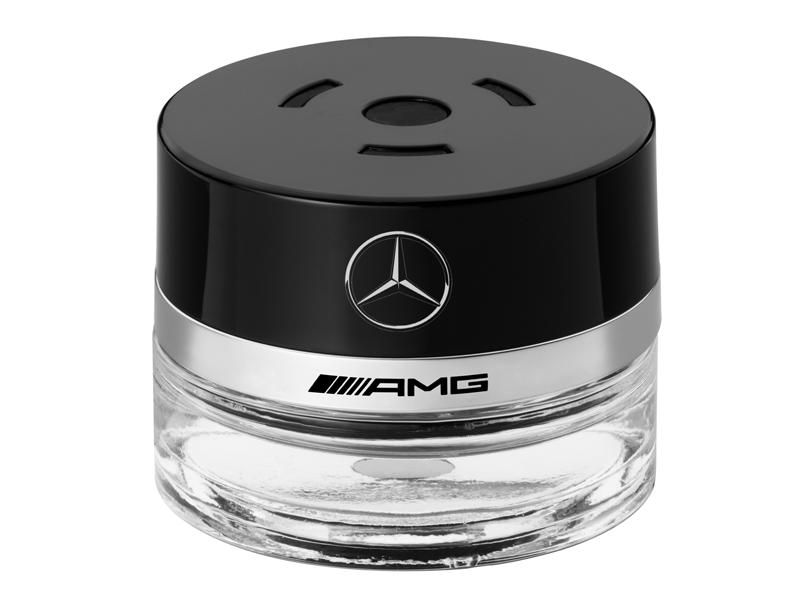 Flacon atomizor parfum torpedou, AMG #63, OE Mercedes