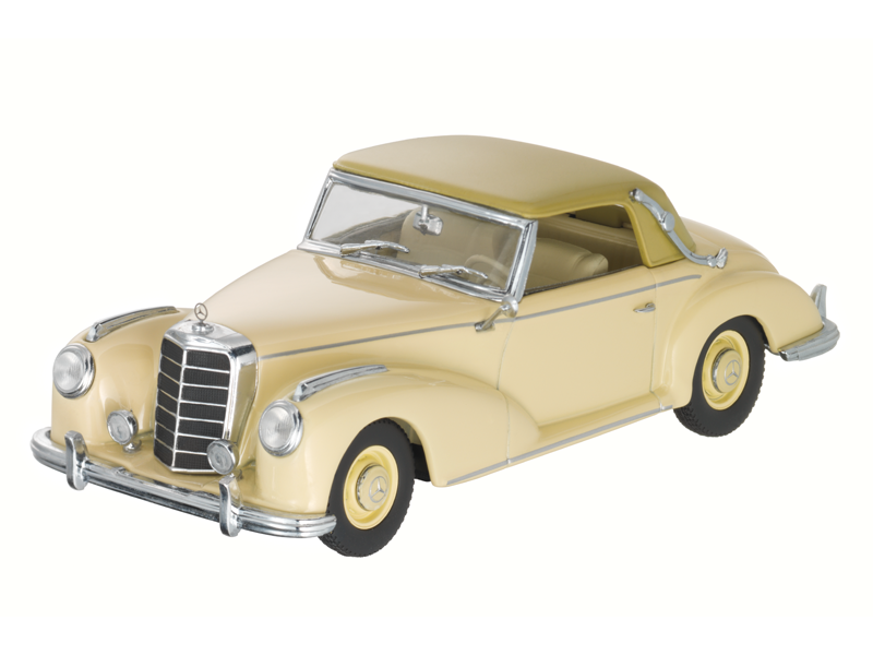 300, S, Cabriolet, A, W188, 1952-1955