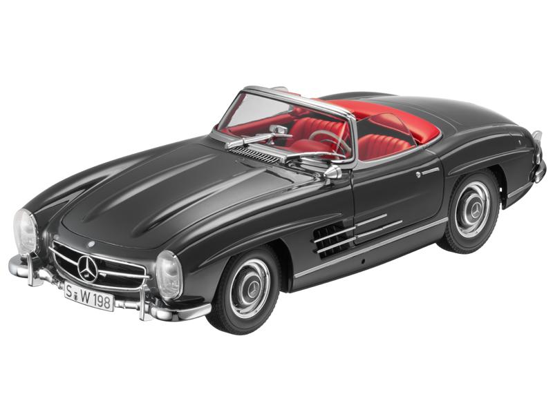 300, SL, Roadster, W198, 1957-1963