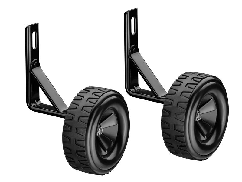 Stabilizatoare pentru bicicleta copii, oțel / plastic