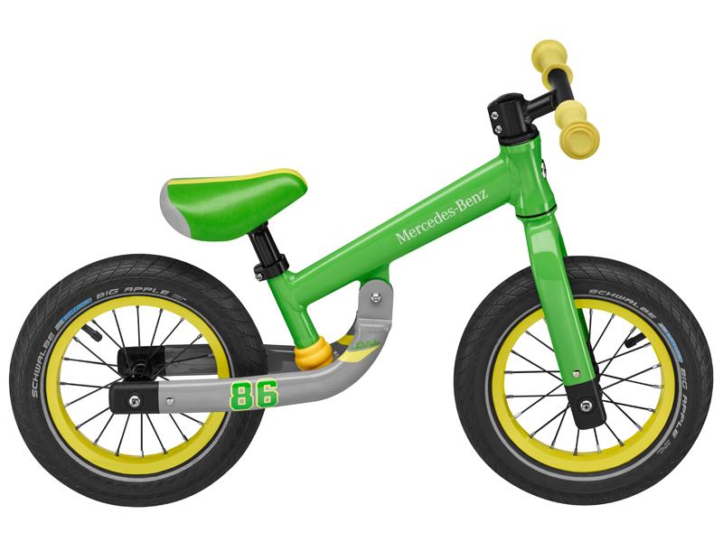 Bicicleta pentru echilibru, varsta 2+, aluminiu, 16 cm B66450080b.png
