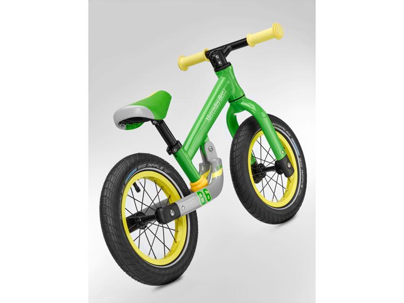 Bicicleta pentru echilibru, varsta 2+, aluminiu, 16 cm B66450080c.png