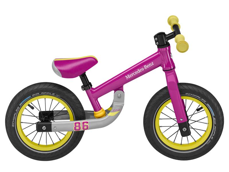 Bicicleta pentru echilibru, varsta 2+, aluminiu, 16 cm B66450081b.png