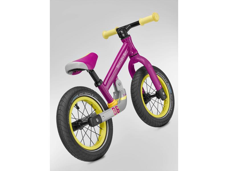 Bicicleta pentru echilibru, varsta 2+, aluminiu, 16 cm B66450081c.png