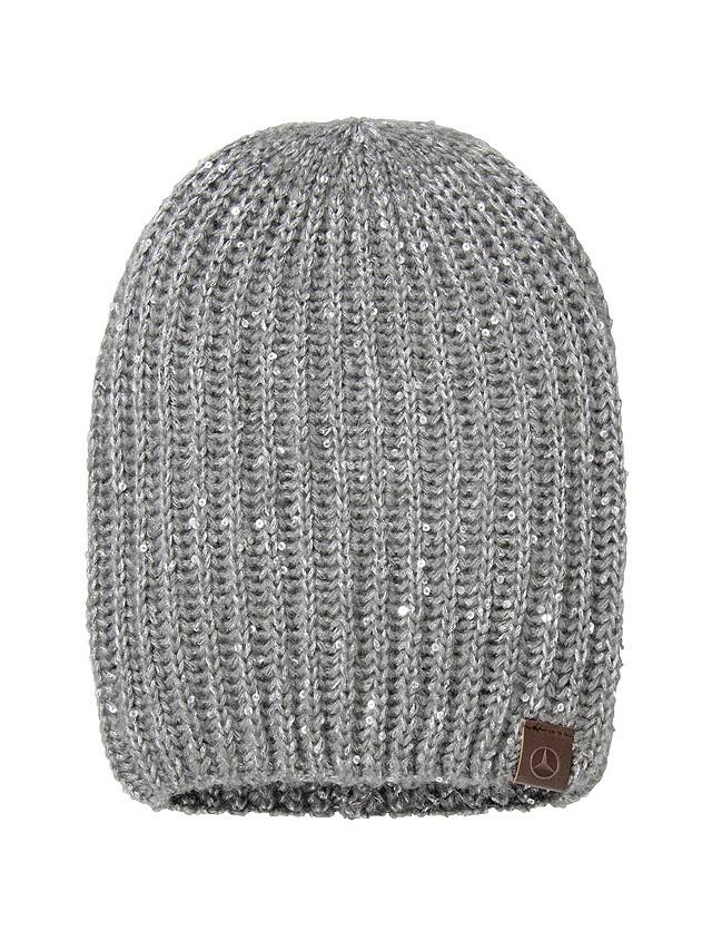 Caciula tricotata, dama - Originala Mercedes