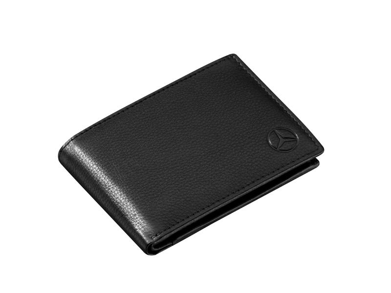 Mini portofel din piele