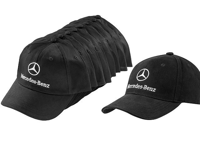 Sapca neagra - Originala Mercedes B66958370A.jpg