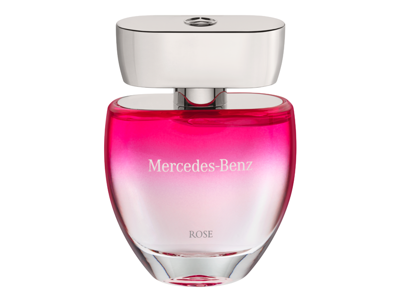Apa de toaleta Mercedes-Benz Rose, 60 ml