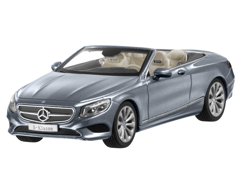 S-Class, Cabriolet