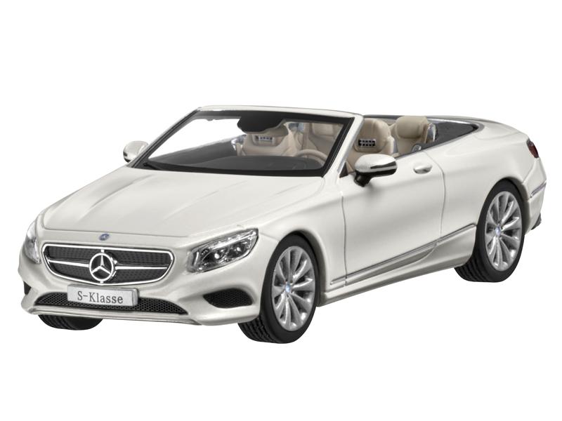 S-Class, Cabriolet