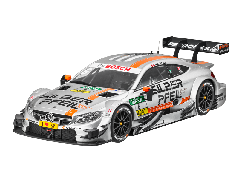 Mercedes-AMG, C, 63, DTM, 2016, SILBERPFEIL, Energy, Robert, Wickens