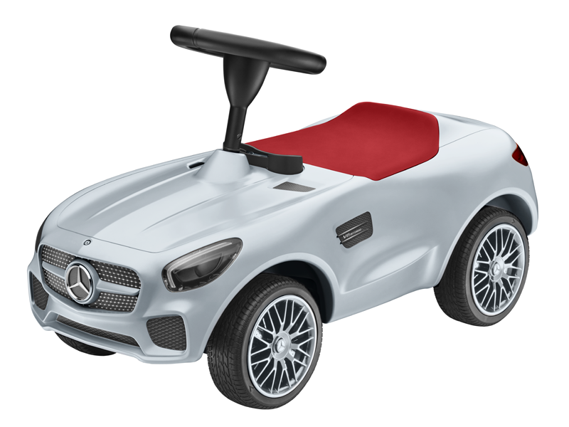 Masinuta ride-on, Bobby-AMG GT, varsta 18+ luni