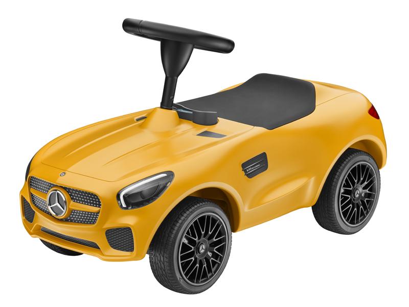 Masinuta ride-on, Bobby-AMG GT S, varsta 18+ luni