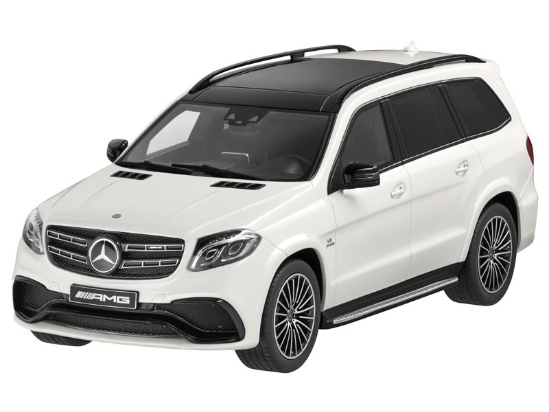 Mercedes-AMG, GLS, 63
