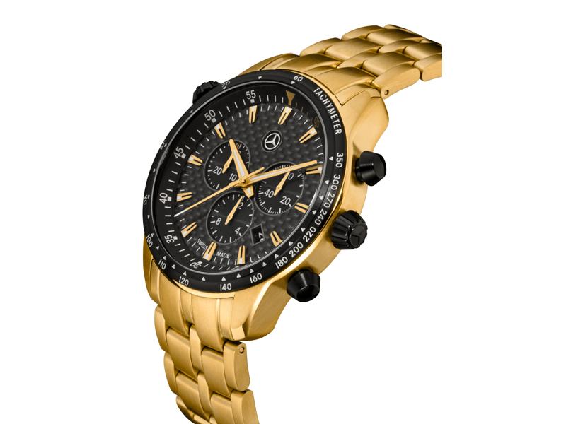 Ceas cronograf pentru barbati, sport, Gold Edition B67995263b.png