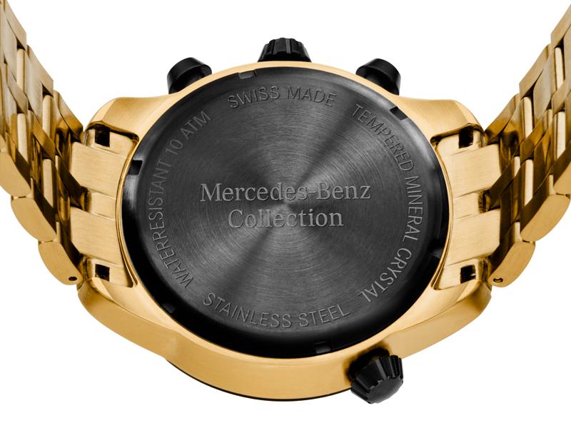 Ceas cronograf pentru barbati, sport, Gold Edition B67995263c.png