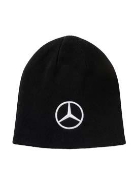 Caciula tricotata TEAM - Originala Mercedes