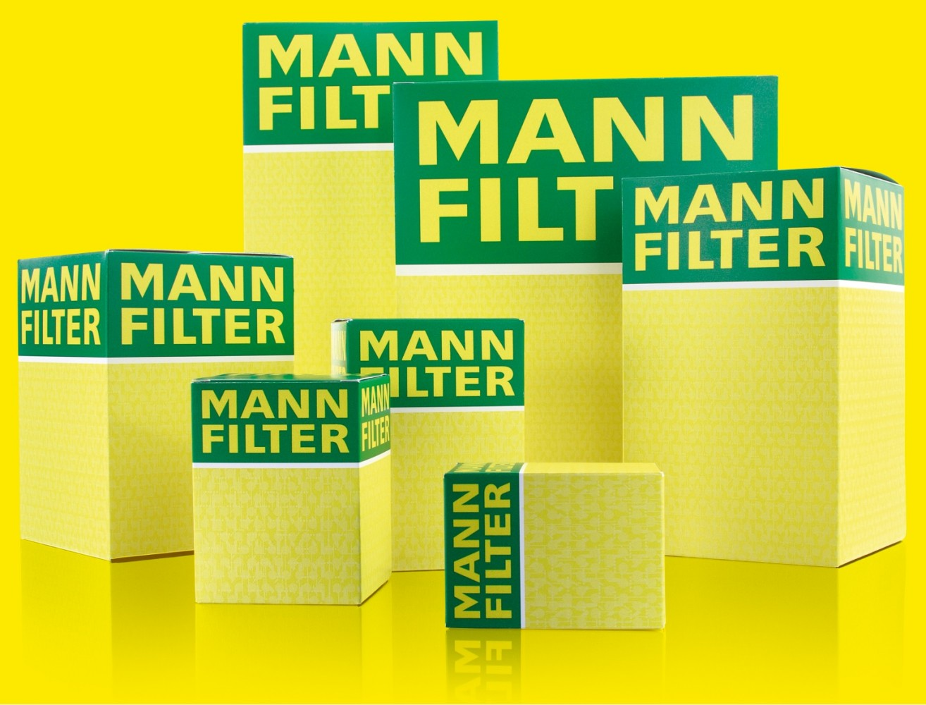 Pachet revizie MANN E200 CDI (211.004)